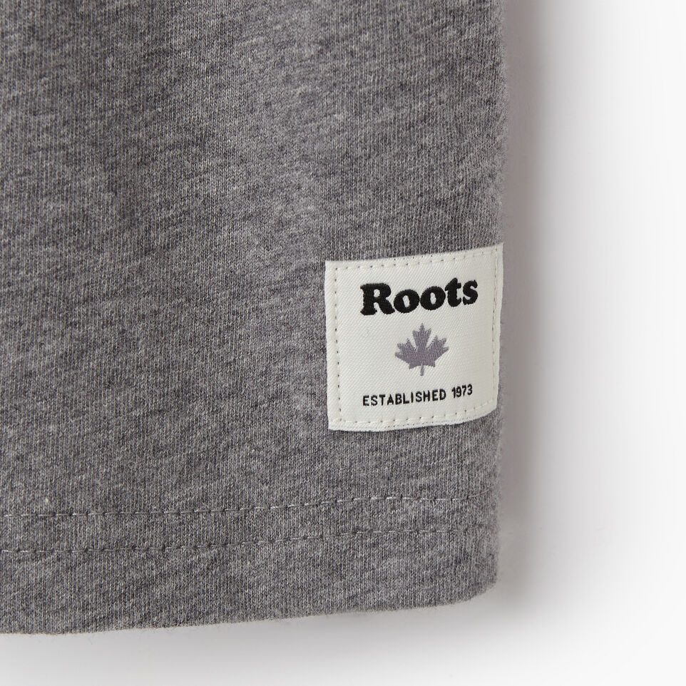 Roots-undefined-Boys Original Cooper Beaver T-shirt-undefined-E