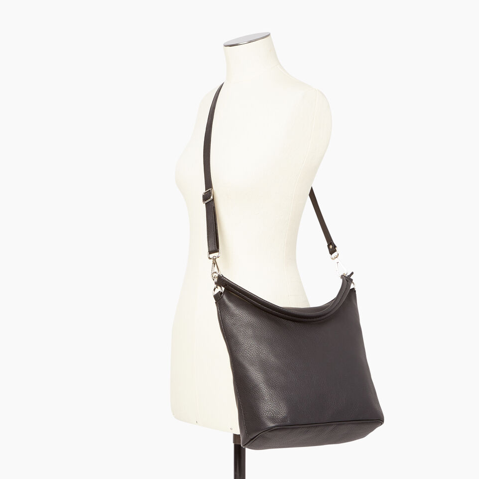 Roots-Leather Our Favourite New Arrivals-Ella Bag-Black-B