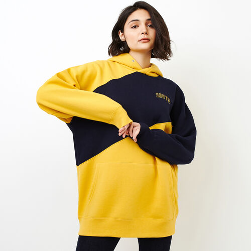 d57f57f852 Roots-Women Our Favourite New Arrivals-The Boyfriend Kanga Hoody-Amber  Yellow-