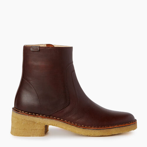 Roots-Winter Sale Footwear-Womens Kelowna Boot-Glazed Ginger-A