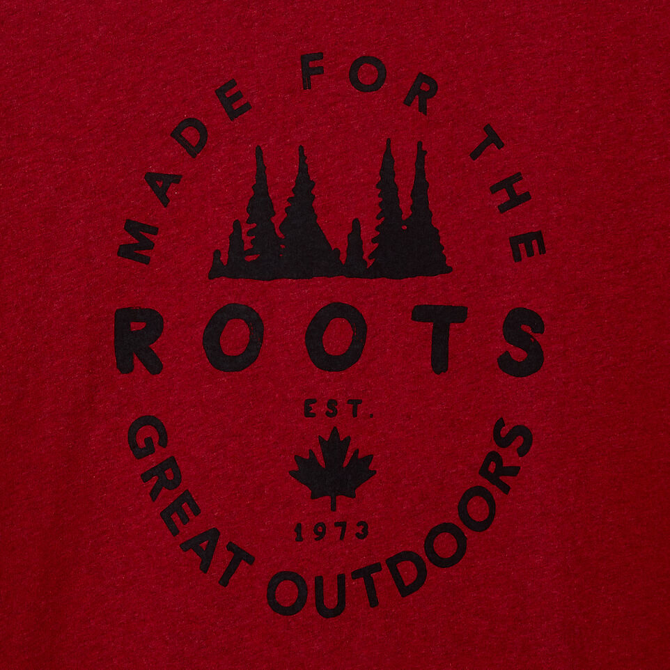 Roots-undefined-Mens Great Outdoors T-shirt-undefined-C
