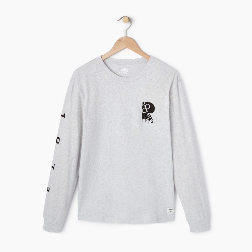Roots-undefined-Mens Capital R Long Sleeve-undefined-A