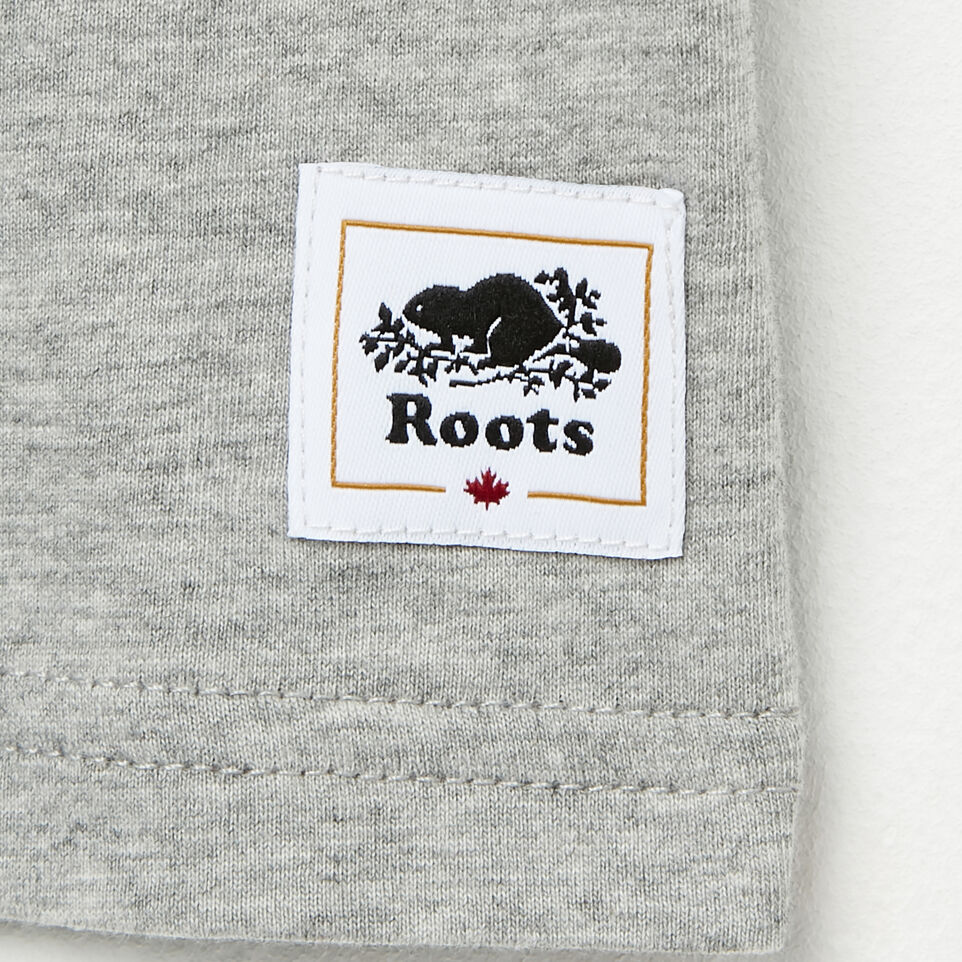 Roots-undefined-Baby Cooper Canada Ringer T-shirt-undefined-C