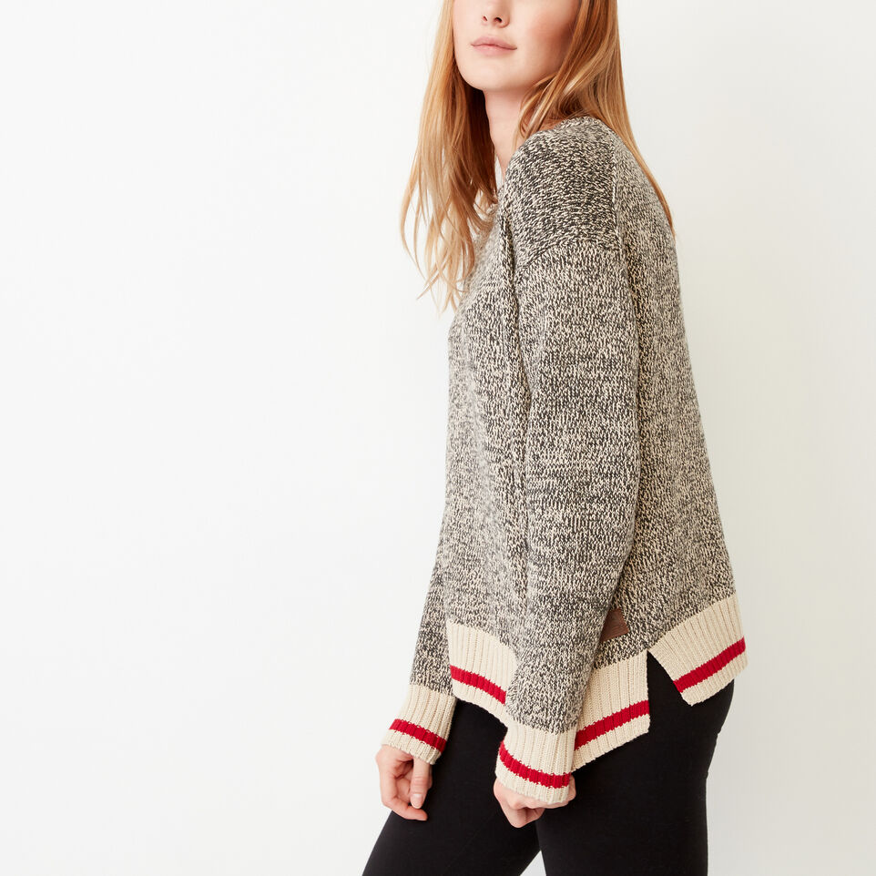 Roots-undefined-Roots Cotton Cabin Crew Sweater-undefined-C