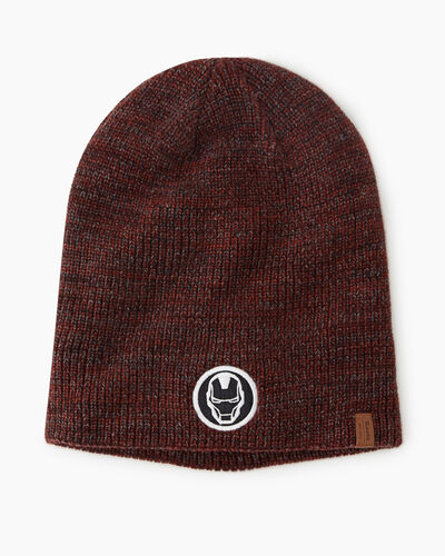 Roots-New For This Month Shop By Apparel-Avengers Iron Man Toque-Sassafras-A
