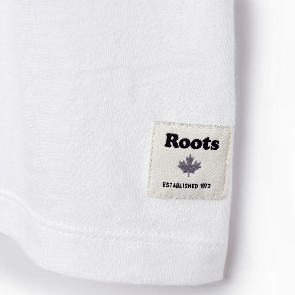 Roots-undefined-Womens Delwood T-shirt-undefined-E