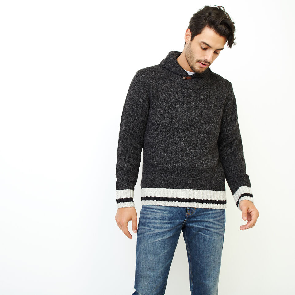 Roots-undefined-Roots Cabin Shawl Pullover Sweater-undefined-A