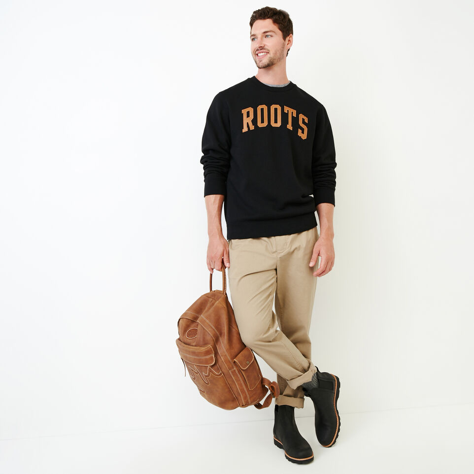 Roots-undefined-Roots Arch Crew Sweatshirt-undefined-B
