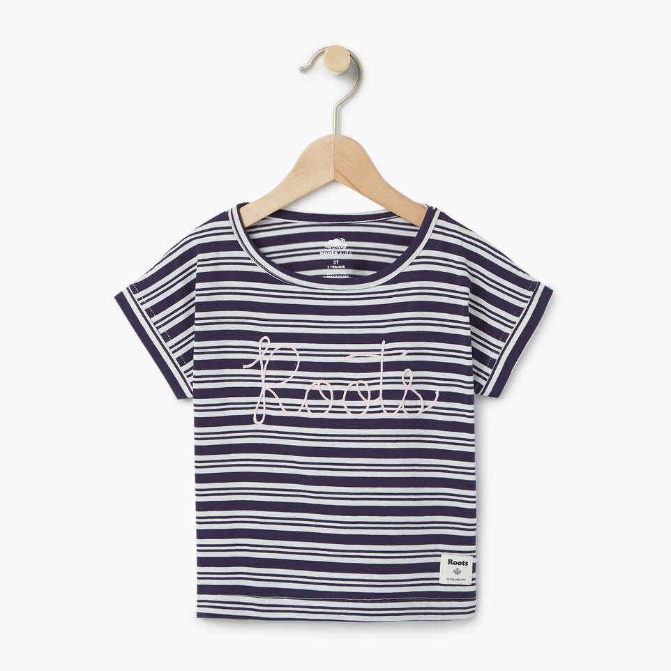 Roots-undefined-Toddler Open Air T-shirt-undefined-A