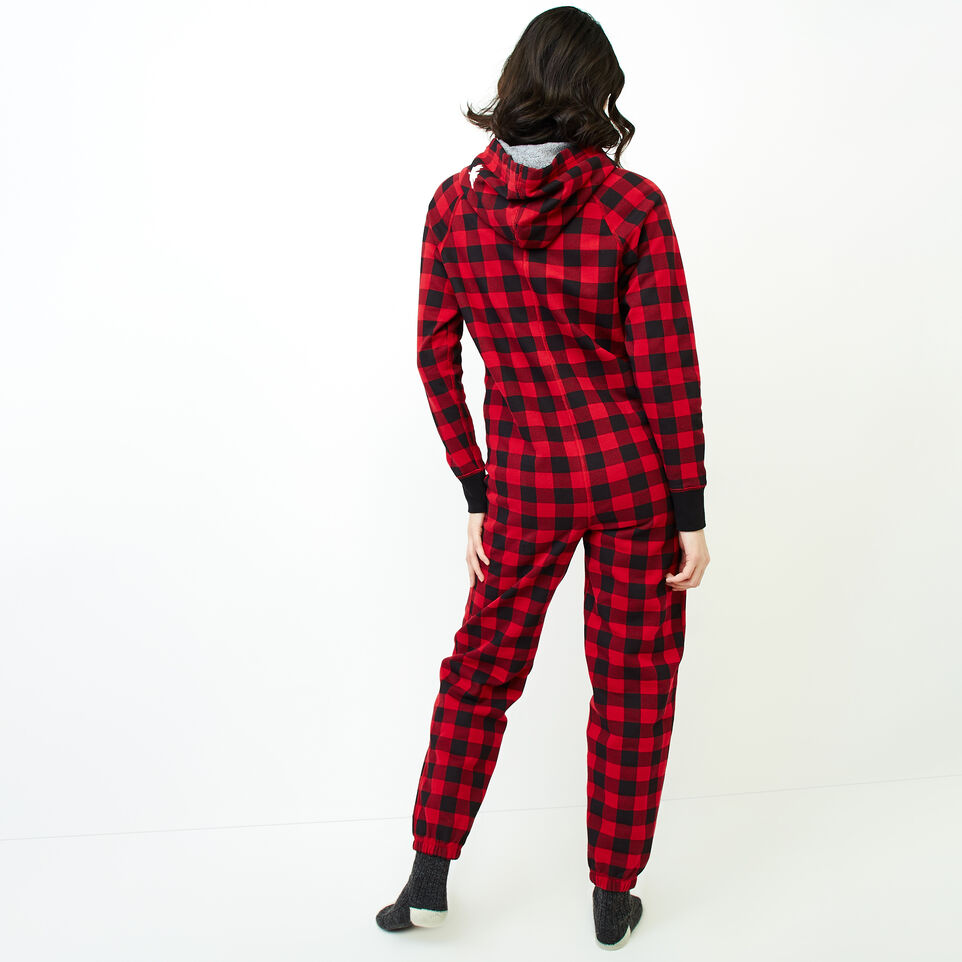 Roots-undefined-Roots Park Plaid Onesie-undefined-D