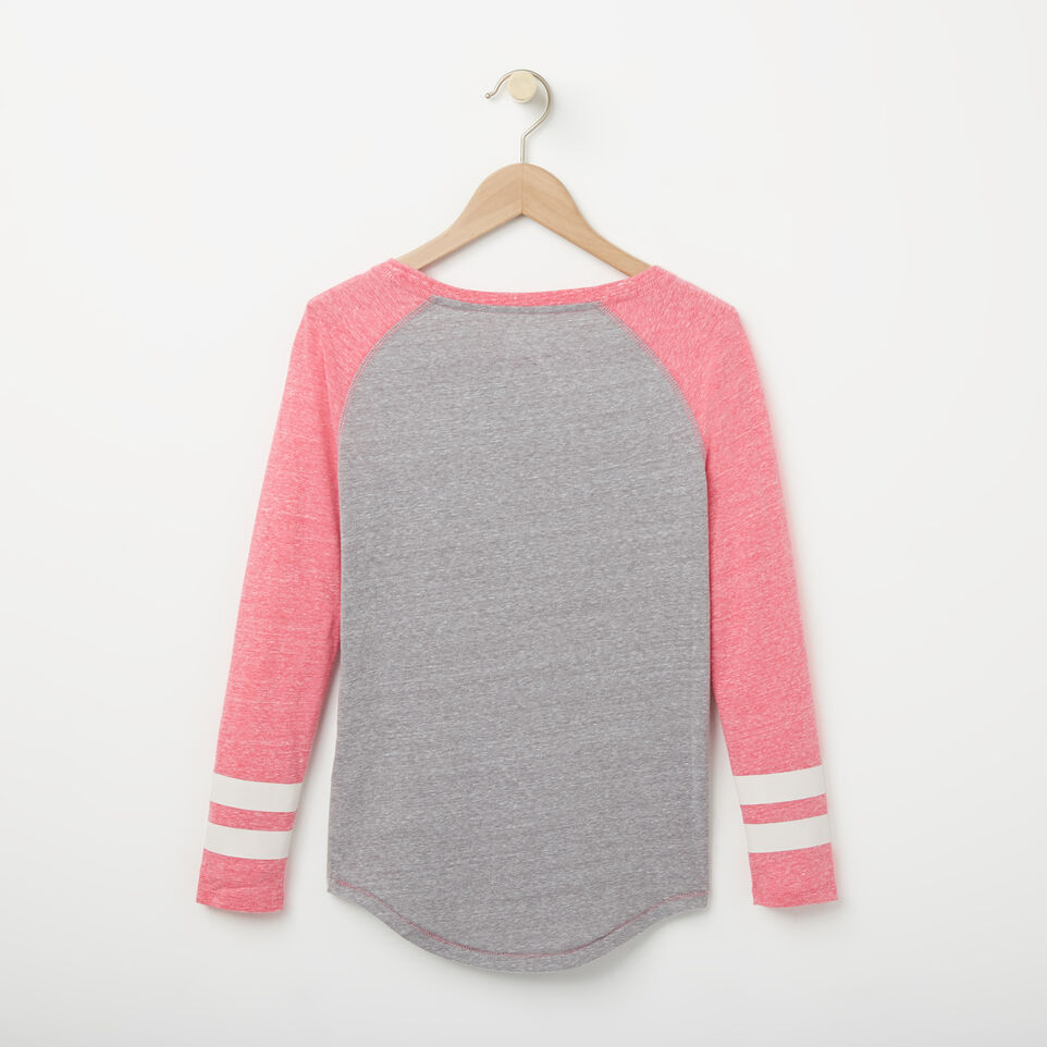 Roots-undefined-Girls Celine Baseball Top-undefined-B