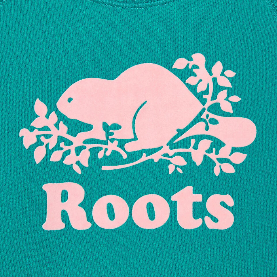 Roots-Kids Our Favourite New Arrivals-Toddler Original Crewneck Sweatshirt-Dynasty Turquoise-D