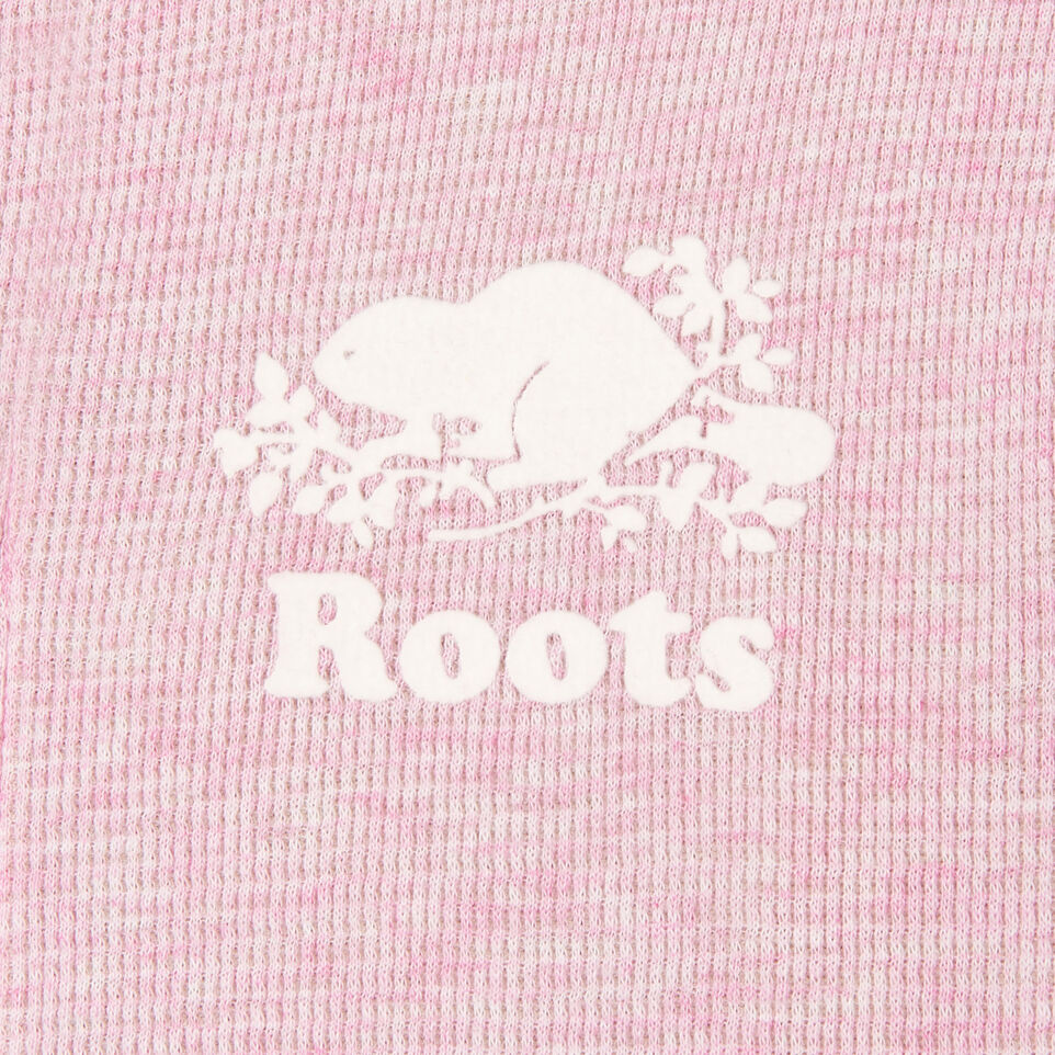Roots-Kids Our Favourite New Arrivals-Girls Roots Cabin Long John-Fragrant Lilac Mix-C