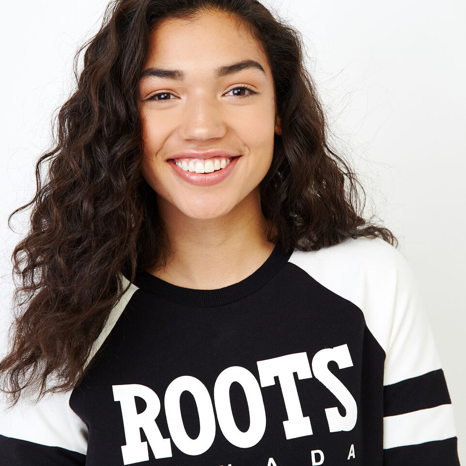 Roots-undefined-Roots Retro Cozy Crew Sweatshirt-undefined-E