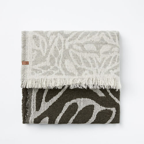 Roots-Sale Accessories-Emma Scarf-Grey Mix-A