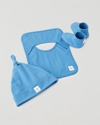 Roots-Kids Baby-Roots Baby's First Accessories-Bio Indigo-A