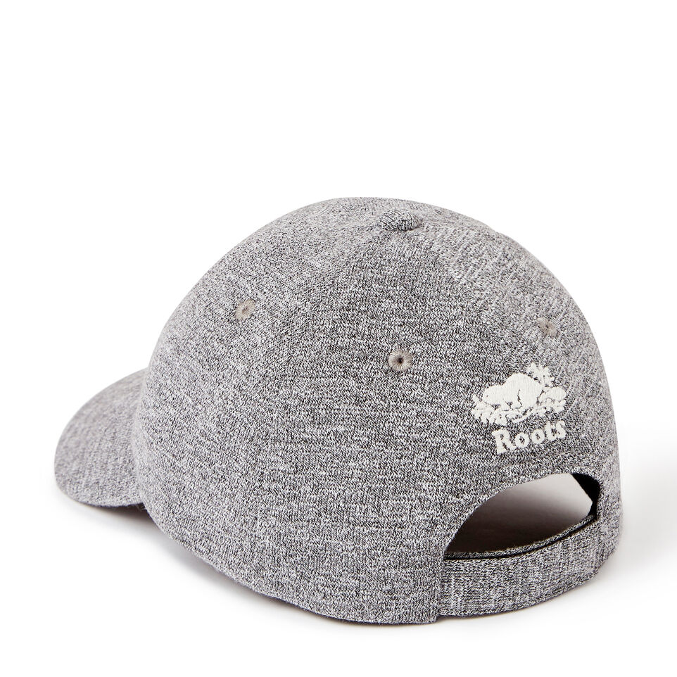 Roots-Kids Our Favourite New Arrivals-Kids Canada Baseball Cap-Salt & Pepper-C