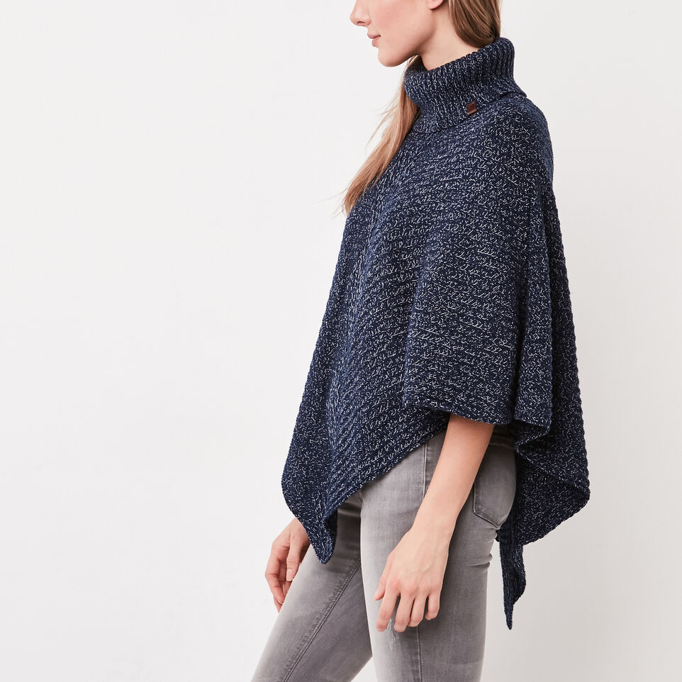 Roots-undefined-Polar Fox Poncho-undefined-C