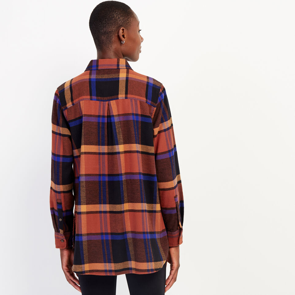 Roots-undefined-Mahone Tunic Shirt-undefined-D