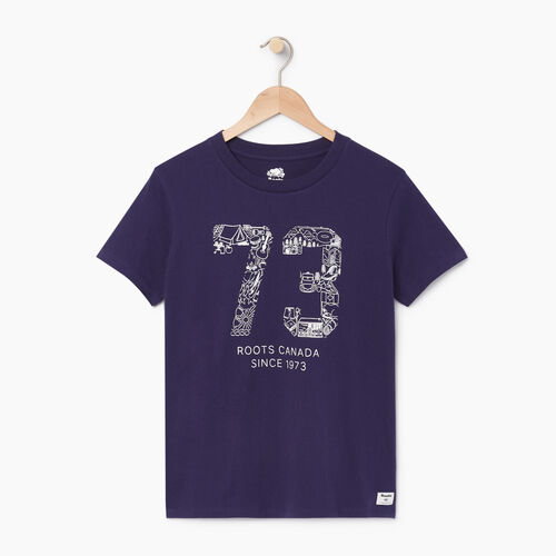 Roots-Women Our Favourite New Arrivals-Womens 73 T-shirt-Eclipse-A