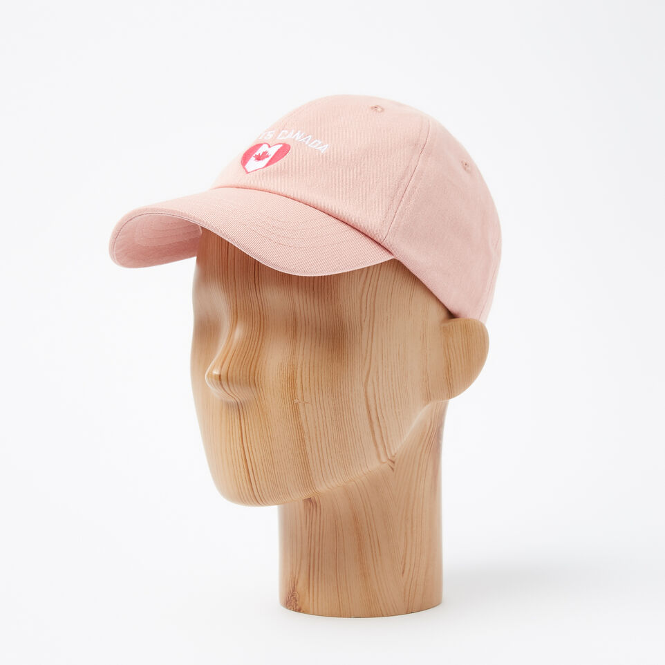 Roots-undefined-Toddler Canadian Heart Baseball Cap-undefined-B