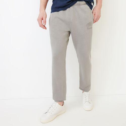 Roots-Men Our Favourite New Arrivals-Sun-oka Cooper Slim Sweatpant-Silverstone-A