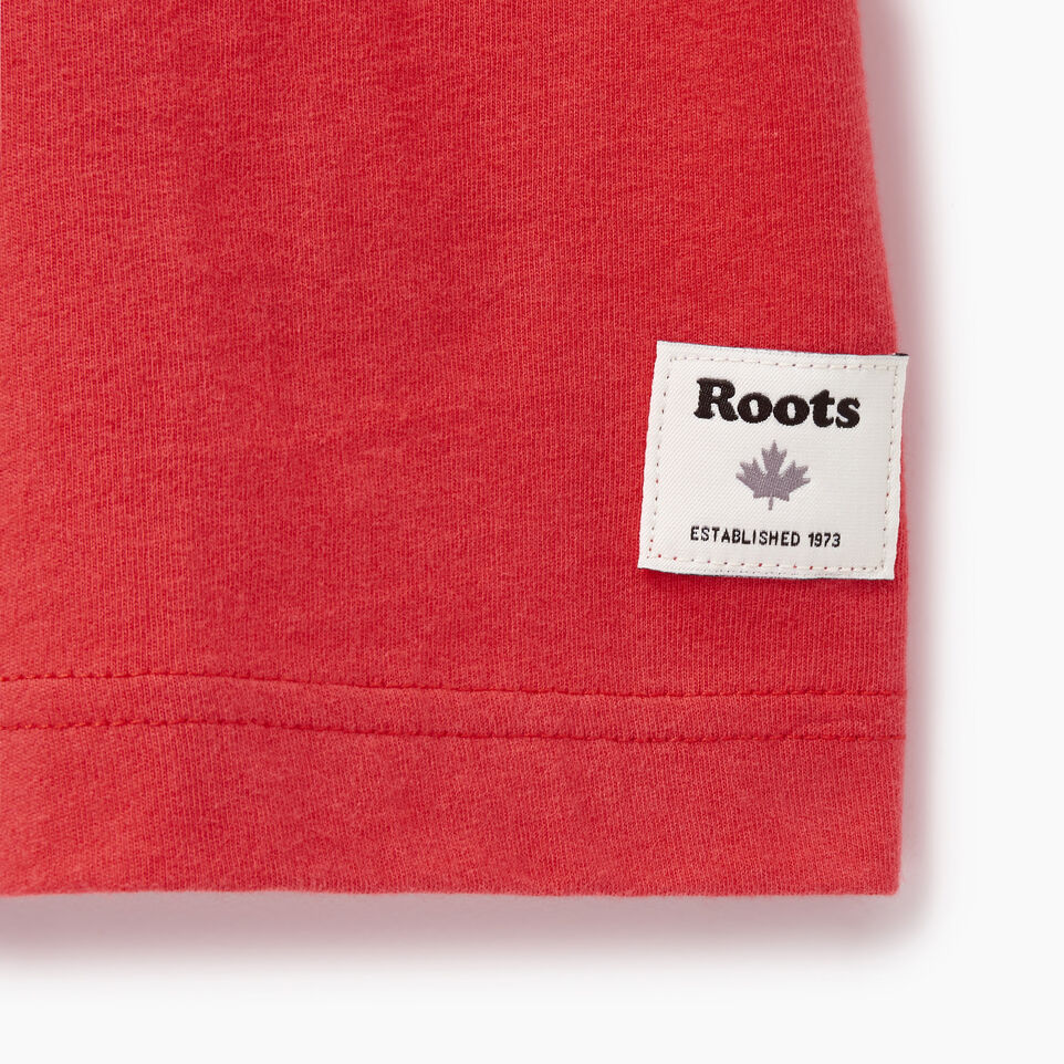 Roots-Men Our Favourite New Arrivals-Mens Roots Outdoors T-shirt-Chrysanthemum-C