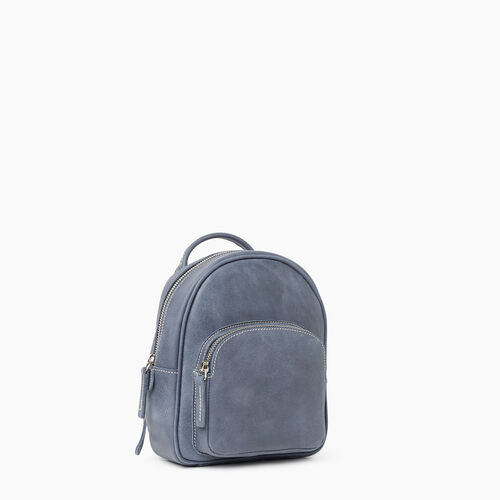 Roots-Leather  Handcrafted By Us Our Favourite New Arrivals-City Chelsea Pack-Navy-A