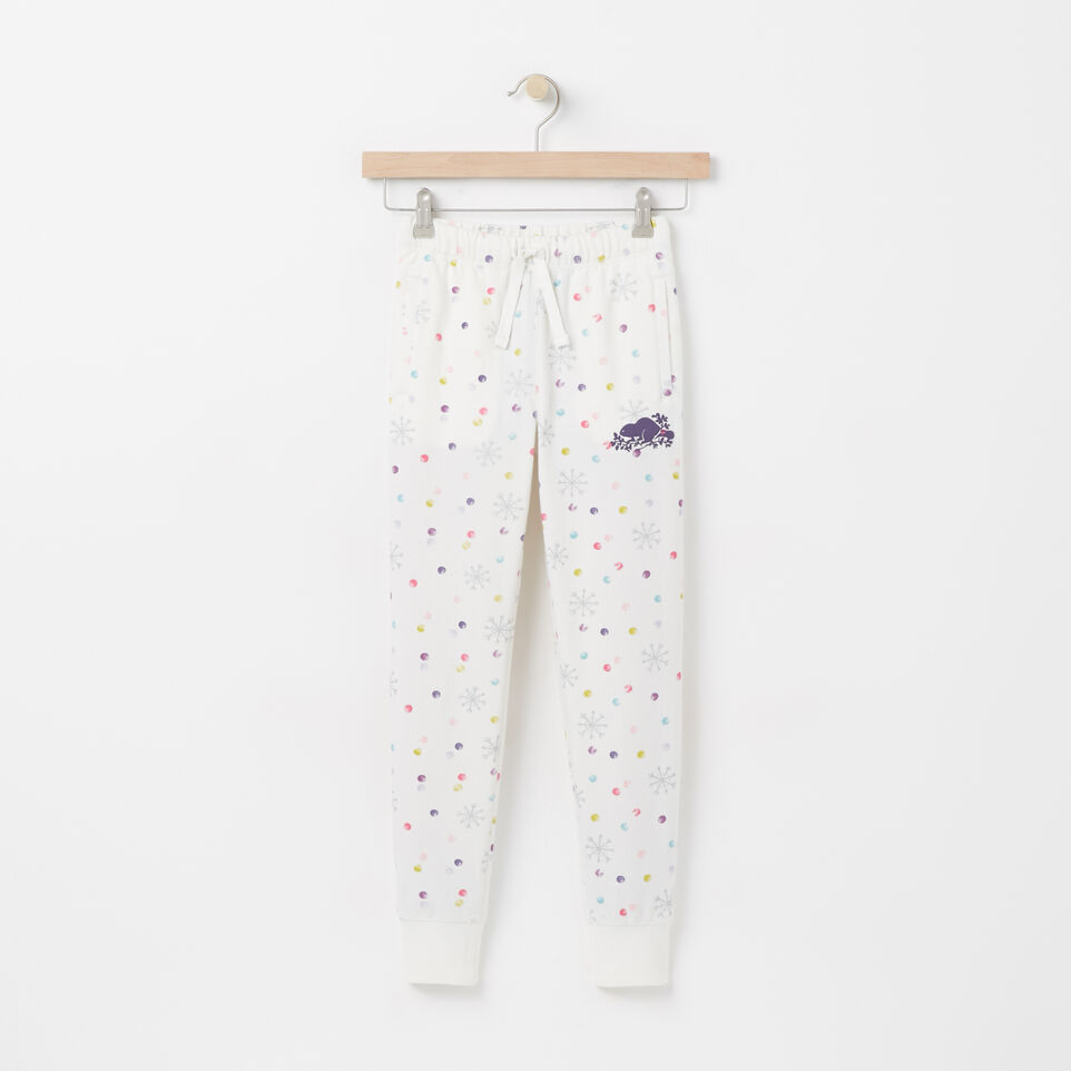 Roots-undefined-Girls Sofie Lodge Sweatpant-undefined-A