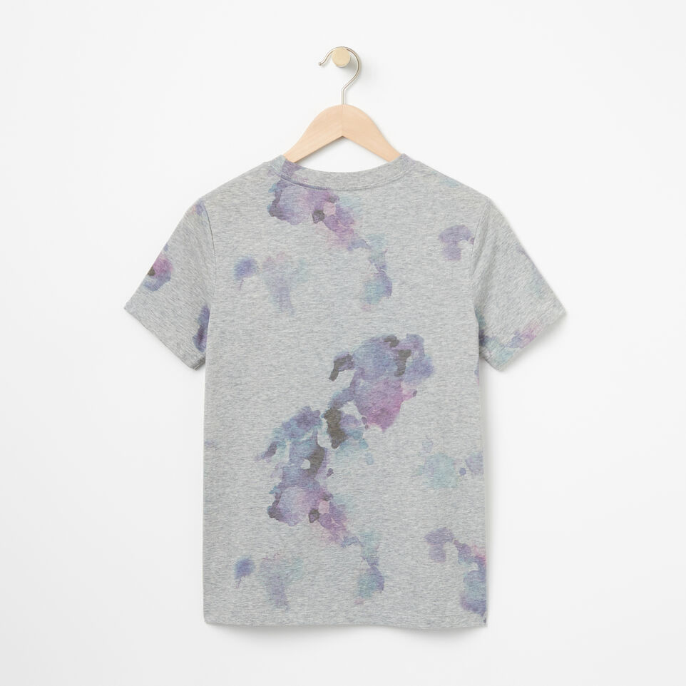 Roots-undefined-Womens Water Colour Cooper T-shirt-undefined-B