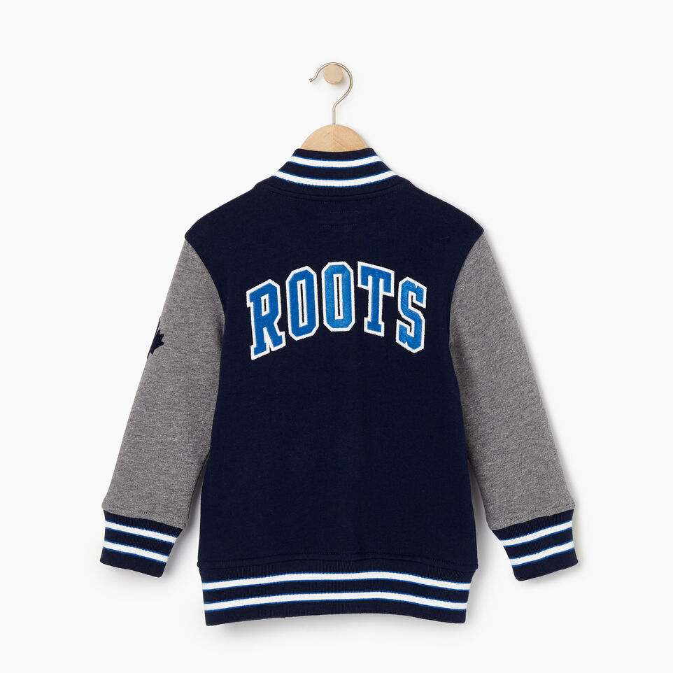 Roots-Kids Our Favourite New Arrivals-Toddler 2.0 Awards Jacket-Navy Blazer-B