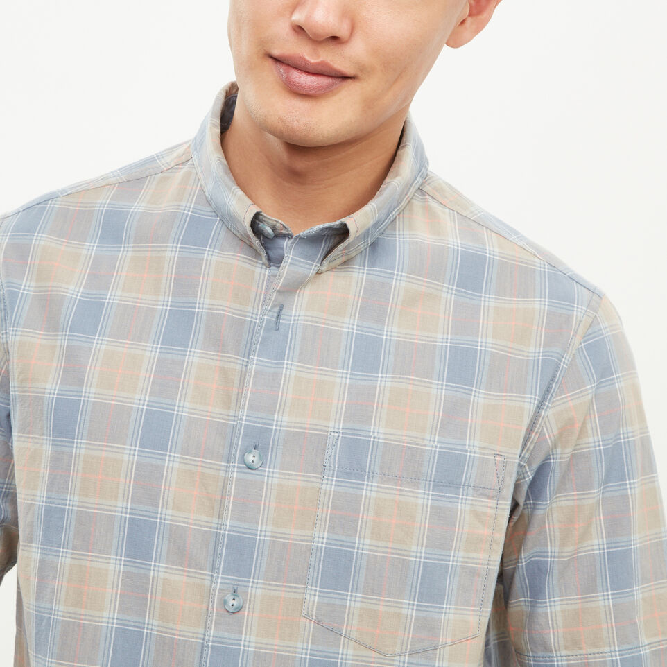 Roots-undefined-Parksville Short Sleeve Shirt-undefined-D