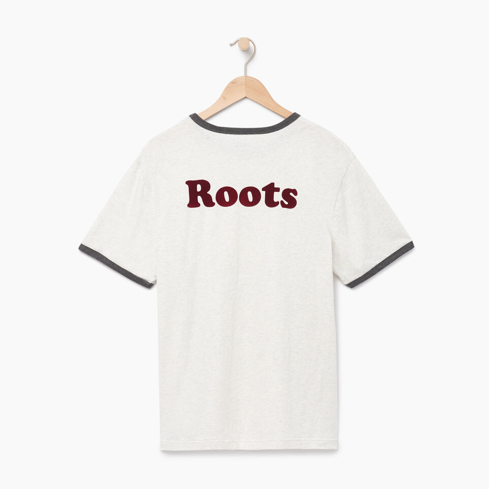 Roots-Men Our Favourite New Arrivals-Mens Roots Cabin Ringer T-shirt-Wind Chime Mix-B