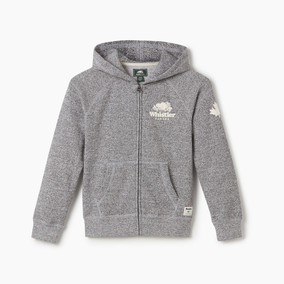 Roots-undefined-Boys Whistler Ski City Full Zip Hoody-undefined-A