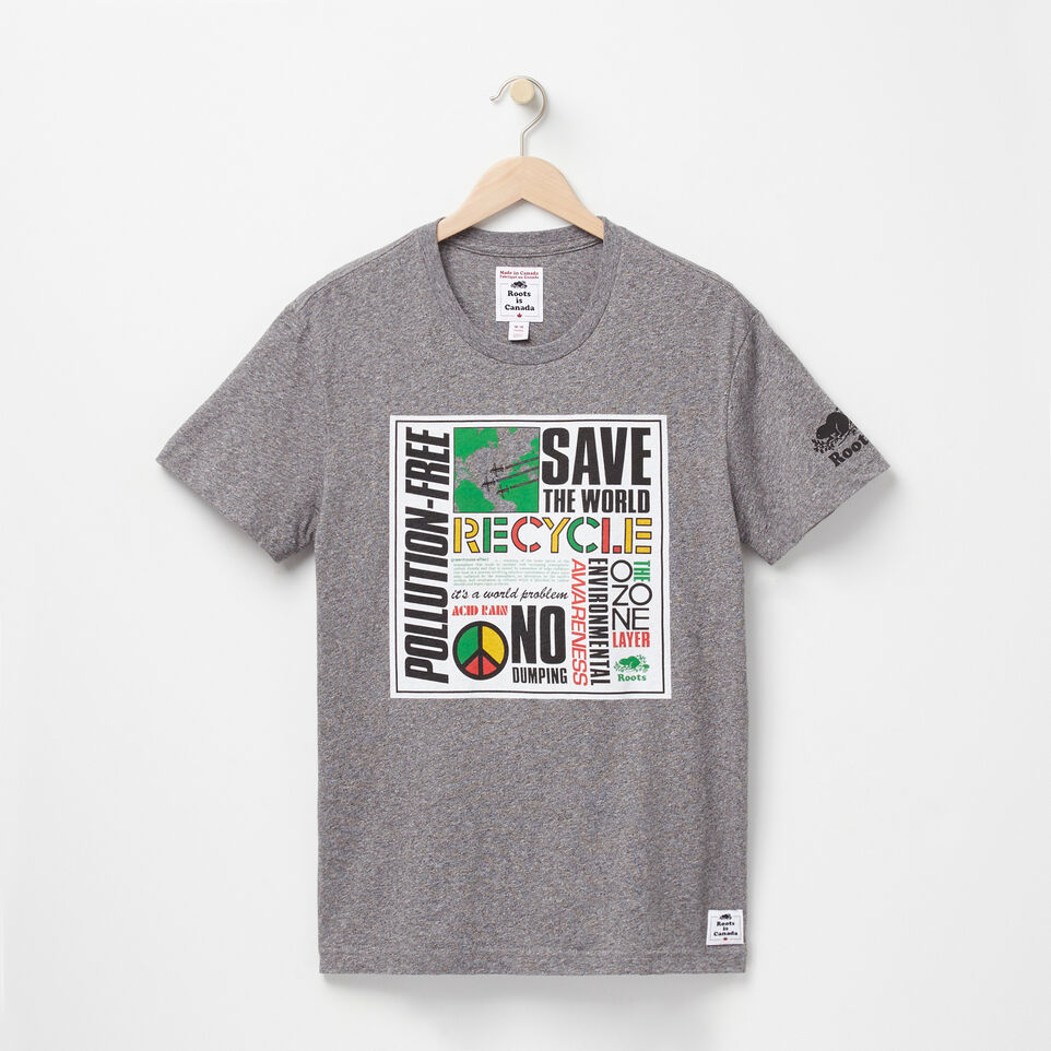 Roots-undefined-Mens Patches Graphic T-shirt-undefined-A