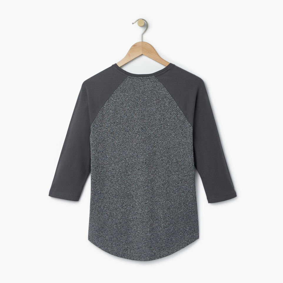 Roots-undefined-Womens Cooper Baseball Top-undefined-B