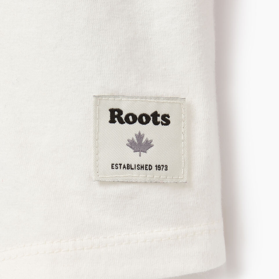 Roots-undefined-Womens Cabin Baseball Slim T-shirt-undefined-C
