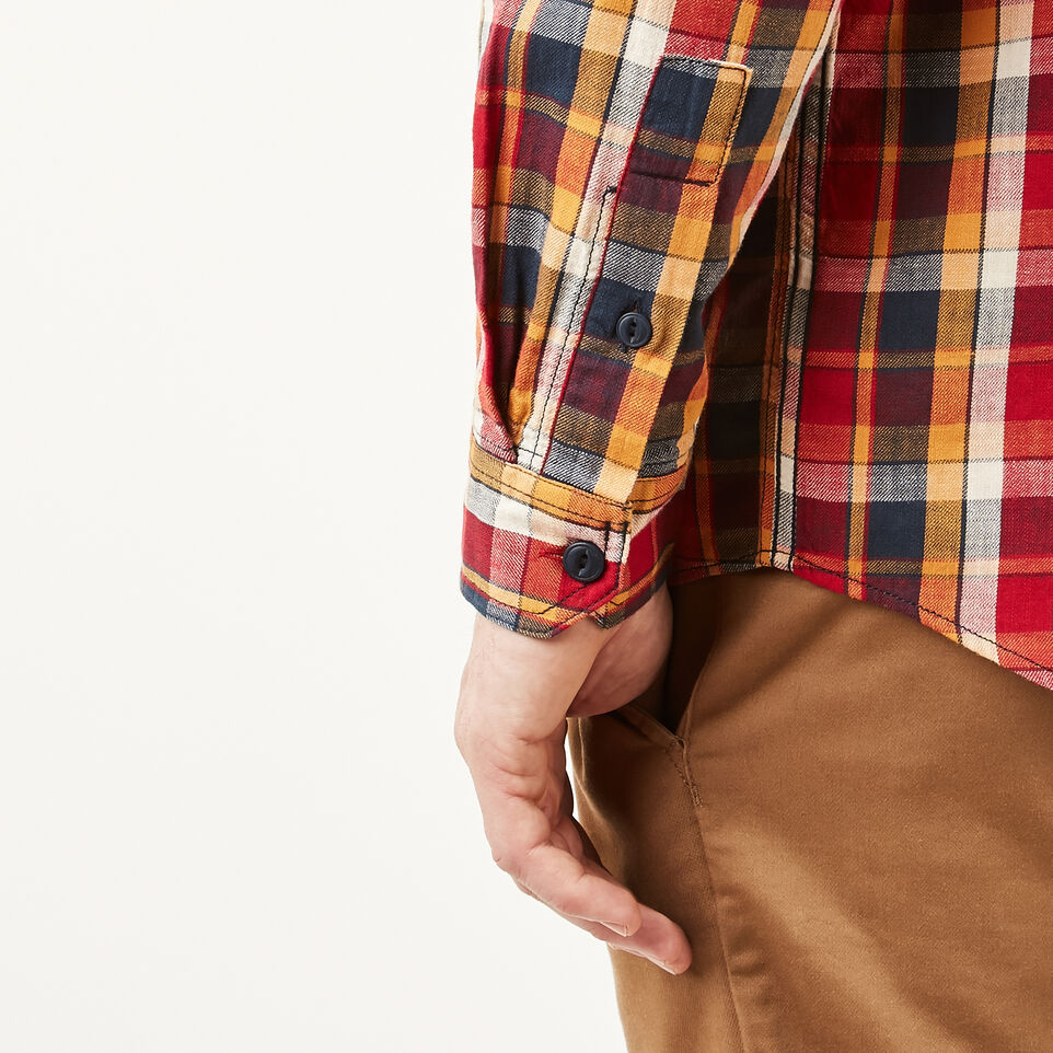 Roots-undefined-Riverside Plaid Shirt-undefined-F
