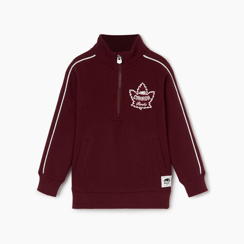 Roots-Kids Our Favourite New Arrivals-Toddler Canada Zip Stein-Northern Red-A