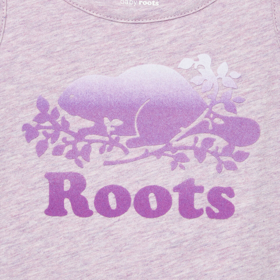 Roots-Kids Our Favourite New Arrivals-Baby Gradient Cooper Beaver Tank-Lavendula Mix-D