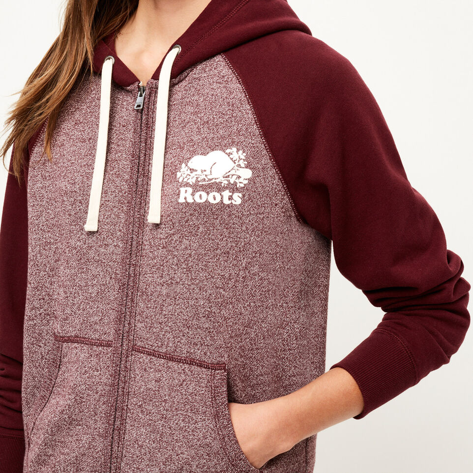 Roots-undefined-Colour-blocked Zip Hoody-undefined-E