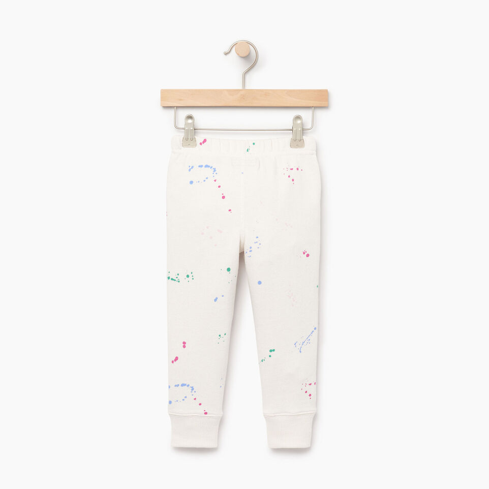 Roots-Kids Our Favourite New Arrivals-Toddler Splatter Sweatpant-Cannoli Cream-B