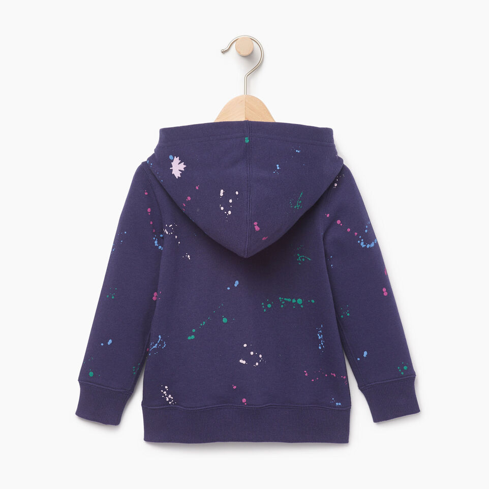 Roots-Kids Our Favourite New Arrivals-Toddler Splatter Full Zip Hoody-Eclipse-B