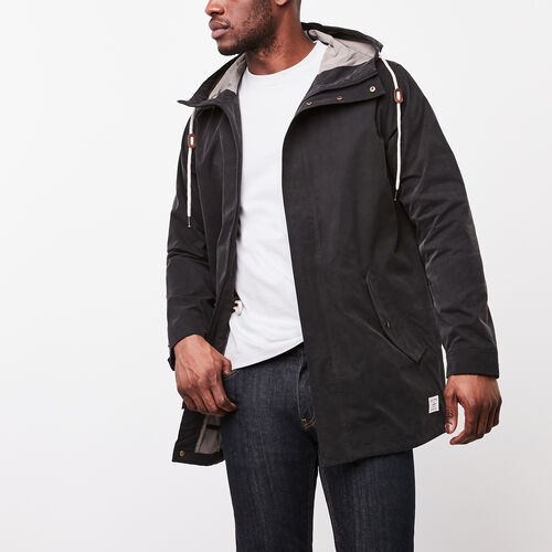 Roots-Sale Jackets & Sweaters-Westport Lightweight Parka-Tarmac-A