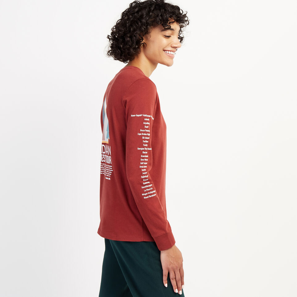 Roots-undefined-Womens Wilderness Tour Long Sleeve T-Shirt-undefined-C