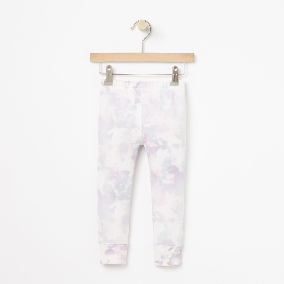 Roots-undefined-Toddler Watercolour Terry Legging-undefined-B