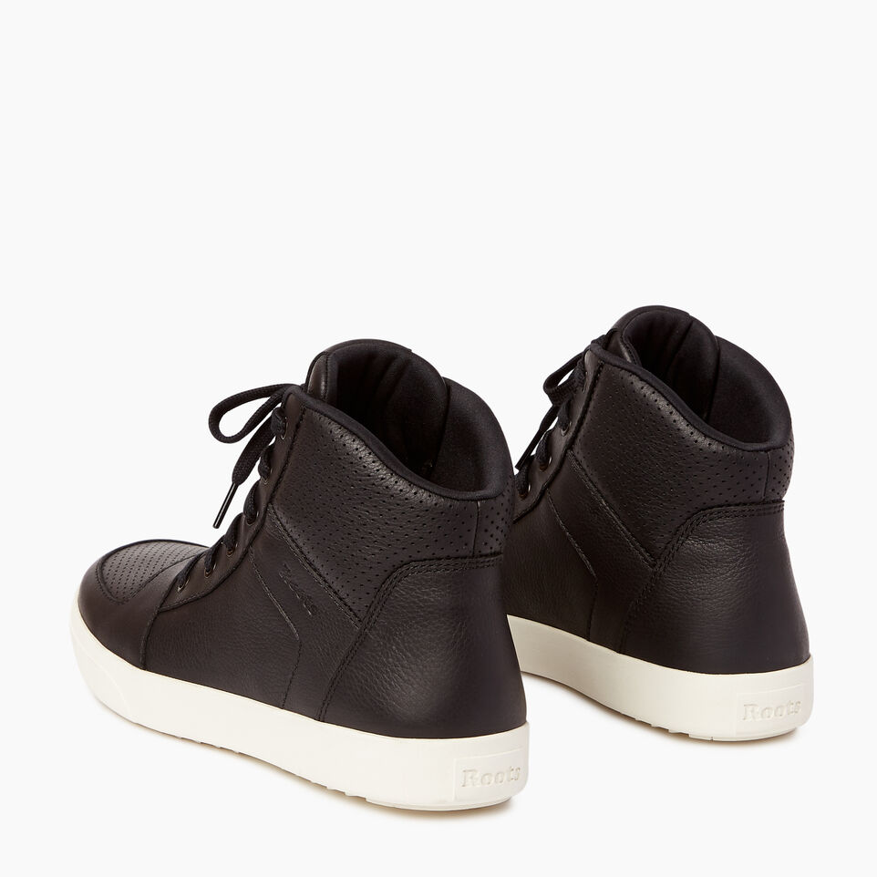 Roots-Footwear Our Favourite New Arrivals-Mens Ossington Hightop-Abyss-E