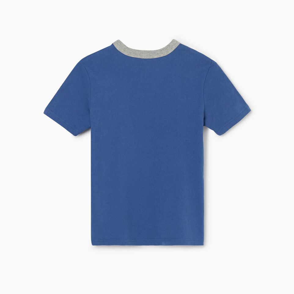 Roots-undefined-T-shirt Roots Grizzly pour garçons-undefined-B