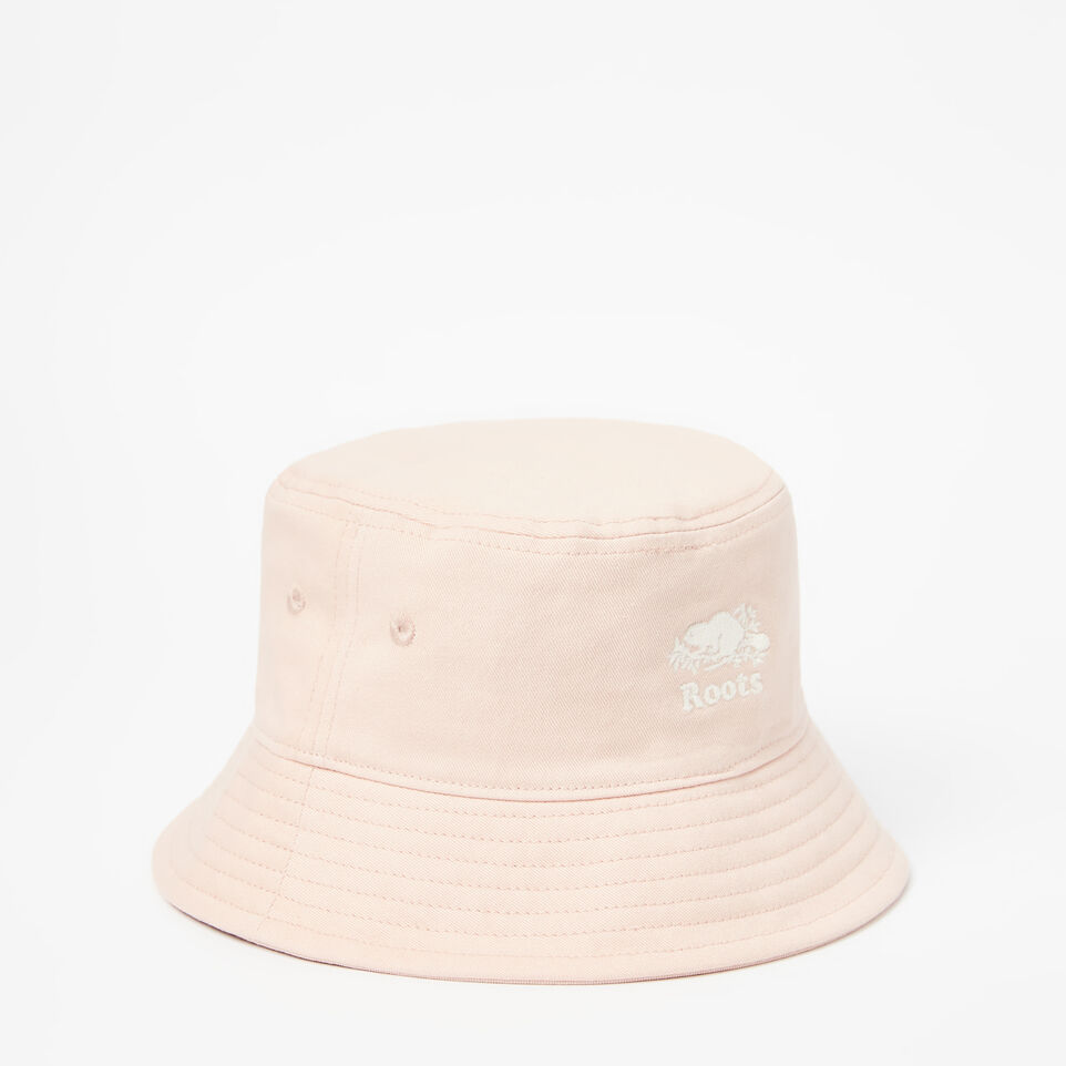 Roots-undefined-Toddler Canada Leaf Bucket Hat-undefined-B