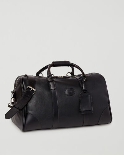 Roots-Men Weekender Bags-Small Banff Cervino-Black-A